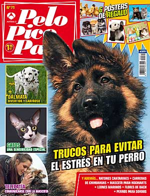 Revista Pelo Pico Pata, septiembre 2011.