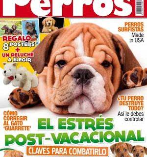 Revista Perros y Compañía, septiembre de 2011.