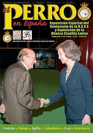 Revista El Perro en España nº 33.
