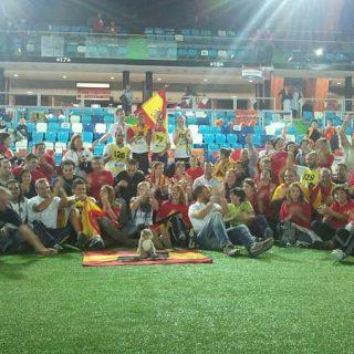 ¡Campeones del mundo de agility!