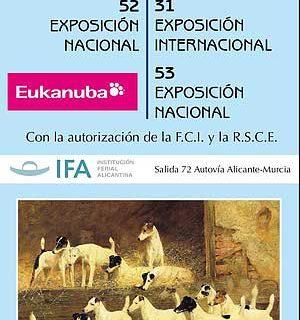 31 Exposición Canina Internacional de Alicante