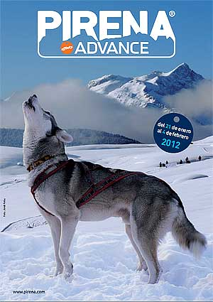 Pirena Advance ya tiene nueva imagen para su 22ª edición, elegida por los seguidores a través de Internet.