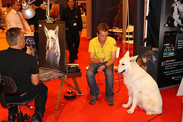 100x100 Mascota, Feria del Animal de Compañía, se celebrará del 26 al 27 de mayo de 2012 organizado por IFEMA en los pabellones 4 y 6 de Feria de Madrid.