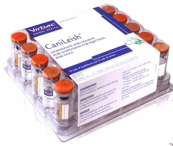 La vacuna contra la leishmaniosis canina se comercializa en España desde ayer 25 de enero de 2012.