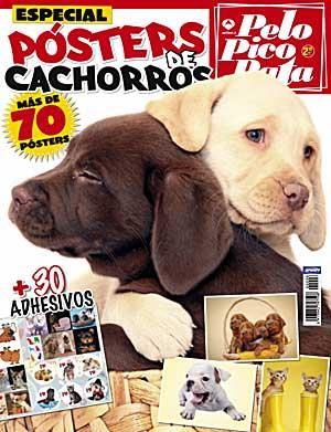 Pósters de cachorros, con Pelo Pico Pata.