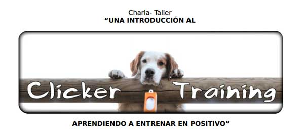 Iniciación al clicker training.
