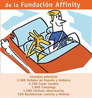 Nueva Guía para viajar con animales de compañía 2012, de Fundación Affinity.