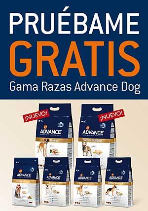 Advance reembolsará el dinero por la compra de sus productos de Raza a los 3.000 primeros participantes.