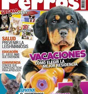 Revista Perros y Compañía, junio de 2012