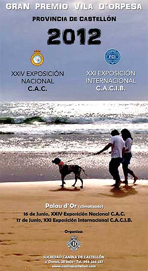 Exposición Canina de Oropesa del Mar (Castellón), horarios por razas, cómo llegar...