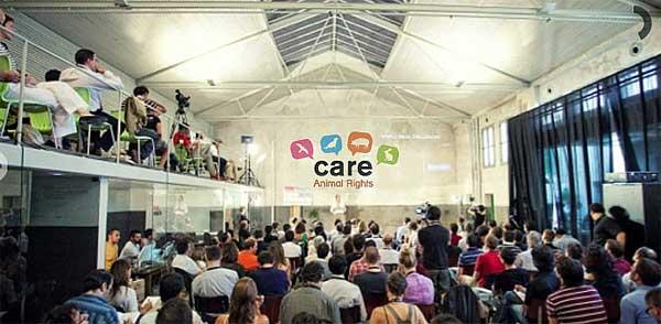 Por los derechos animales. CARE (Communication & Animal Rights Event) tendrá lugar en Madrid el próximo sábado 16 de junio, y está organizado por AnimeiBeat, una agencia de comunicación cuya misión es difundir el mensaje de otras organizaciones y proyectos con un fin social.