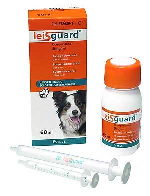 """Leisguard, el llamado """"jarabe contra la Leishmaniosis"""" asegura conseguir que los perros tengan 7,2 veces menos posibilidades de contraer la enfermedad."""