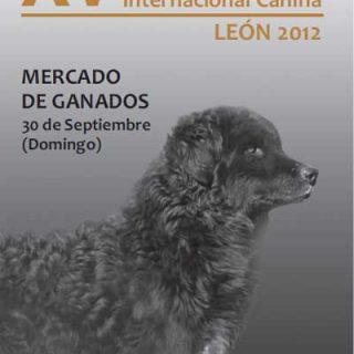 XV Exposición Internacional Canina de León, Monográfica Internacional de Alano Español, Monográfica Bulldog Inglés, Concentración de Carea Leonés y Concurso Nacional Canino