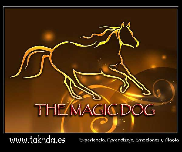 The Magic Dog es nn Seminario diferente, muy diferente, con Takoda.