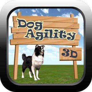 Disponible para iPhone y también para Android, la app Dog Agility 3D (de pago) cuenta con un buen número de interesantes prestaciones