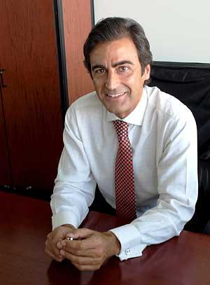 Félix Hernáez Ugarte, nuevo director general de Pfizer Salud Animal para España y Portugal.