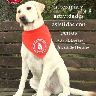 II Seminario de Introducción a la Terapia y Actividades Asistidas con Animales, con el Cuerpo Canino Terapéutico Lincoln.
