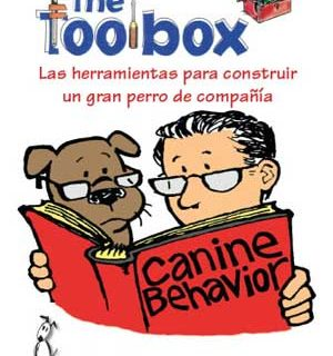 """The Tool Box (libro), """"Las herramientas para construir un gran perro de compañía""""."""