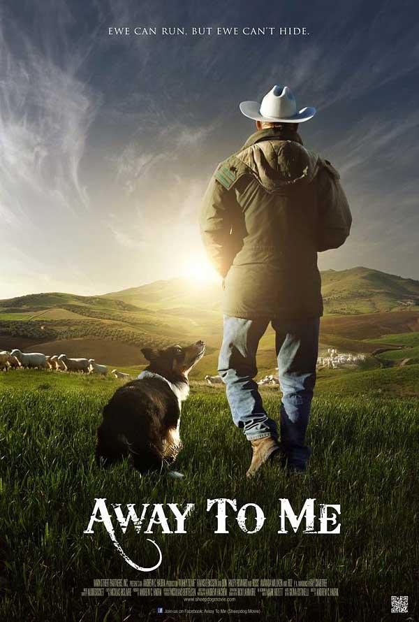 Away to me, documental de pastoreo con perros (incluye vídeo).