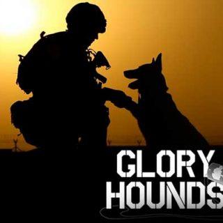 Glory Hounds es un documental de dos horas sobre los perros militares que trabajan en Afganistán, su labor para salvar vidas y los lazos con los guías.
