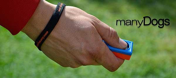 @infoManyDogs, adiestramiento con clicker y educación canina en Valencia.
