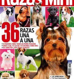 """Número especial de la revista Perros y Compañía """"Razas Mini""""."""