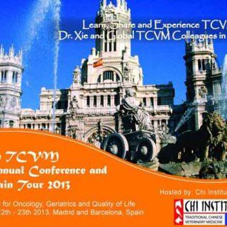 #Veterinaria. XV Congreso Internacional MVTC, punto de reunión obligado de los profesionales veterinarios interesados por la Medicina Veterinaria Tradicional China y las nuevas tendencias en Medicina Veterinaria Integrativa y Acupuntura Veterinaria.