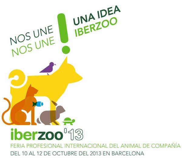Iberzoo 2013, Feria del Animal de Compañía, se celebrará del 10 al 12 de octubre en la Fira de Barcelona (Montjuic).