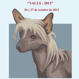Exposición Internacional Canina Valls 2013