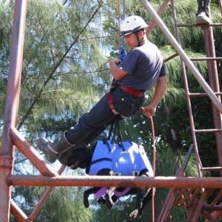 La Cruz Roja Chilena ha aprobado el Método Arcón como el sistema oficial de formación e intervención para equipos caninos de búsqueda.
