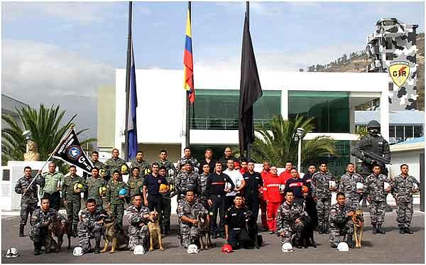 Clausurado en Quito el XXXVII Curso Internacional Método ARCÓN que comenzó el pasado mes de septiembre.