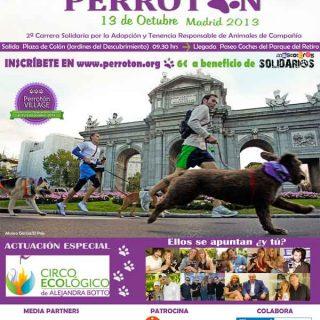 Perrotón Village, próximo fin de semana en Madrid.