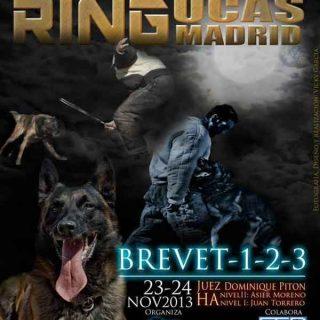 Ring francés: III Concurso de Ring UCAS Madrid, 23 y 24 de noviembre.