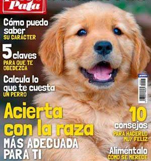 """Este mes, además del número habitual de la revista Pelo Pico Pata, podemos encontrar en los quioscos un """"Especial Cachorros""""."""