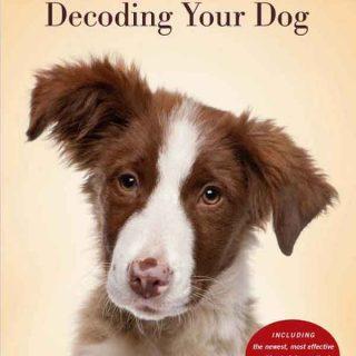 Decoding your dog, nuevo libro sobre comportamiento canino y modificación de conductas. Escrito por veterinarios para el público en general.