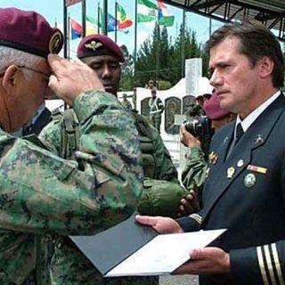 Rescate Canino: Universidad Fuerzas Armadas del Ecuador desarrolla curso internacional método ARCÓN.