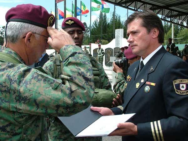 La Universidad de las Fuerzas Armadas ESPE del Ecuador realizará en julio trascendente curso internacional método ARCÓN