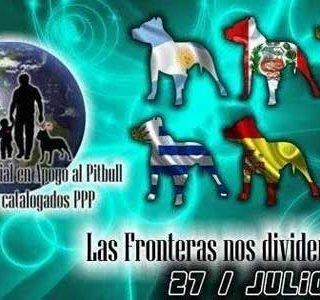 2ª Caminata Mundial en apoyo al pitbull y razas ppp's en Madrid