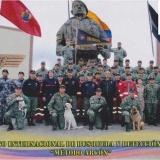 Clausura del XL Curso Internacional Método ARCÓN en Ecuador
