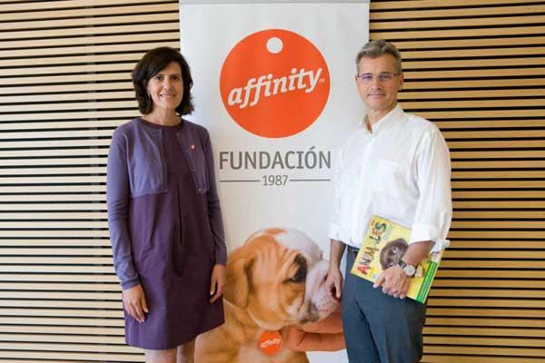 Con esta participación, Fundación Affinity quiere promover el respeto por los animales entre los más pequeños