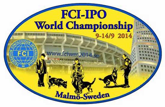 Campeonato del Mundo de IPO (FCI) 2014, resultados