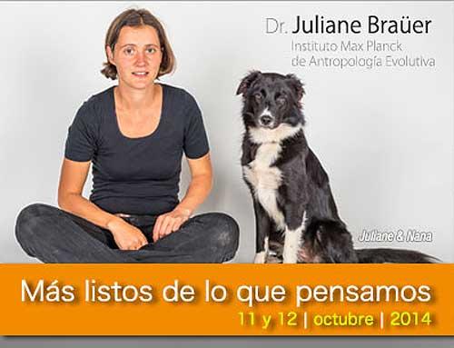 """""""Más listos de lo que pensamos"""", un seminario imprescindible, con Juliane Braüer."""