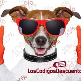 Ahorra con los códigos descuento, utiliza el cupón descuento para comprar cosas para tu mascota.