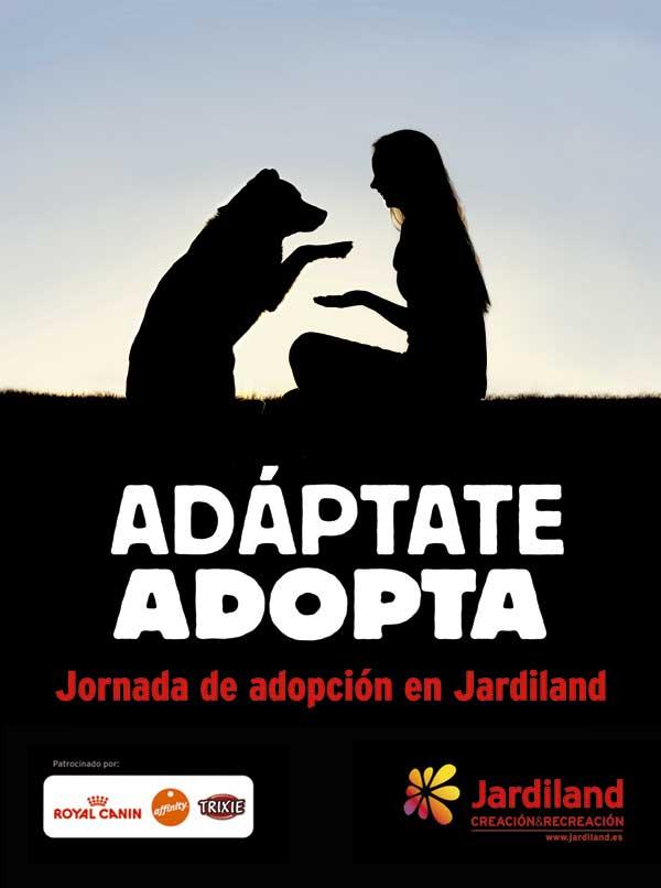 Este fin de semana comienzan las Jornadas de adopción en Jardiland.
