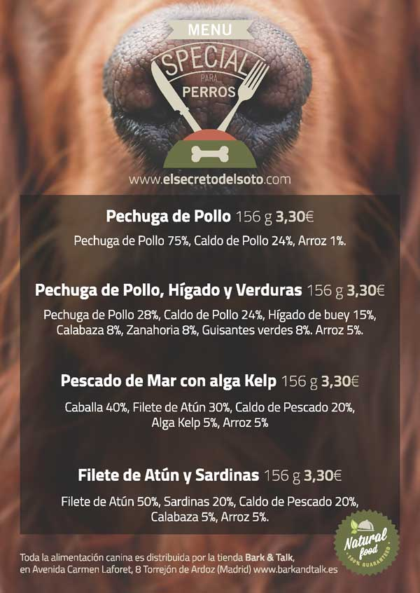 @BarkAndTalk. Llegan los restaurantes #BarkFriendly para perros y personas. El primero está en Torrejón.