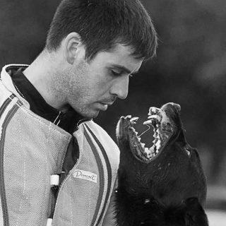 Philouska, fotos de perros en acción (mondioring, agility...)