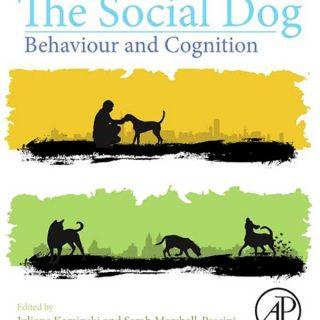 El perro Social: Comportamiento y Cognición. Un libro con respuestas sobre cognición canina...