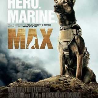 Max, la película de los perros de la guerra