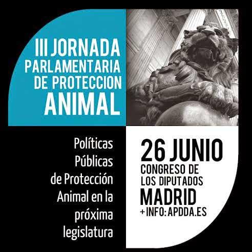 III Jornadas Parlamentarias de Protección Animal