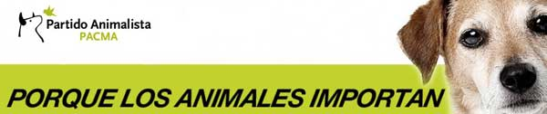 @PartidoPACMA se suma a la denuncia por la muerte de un perro tiroteado en Sevilla.